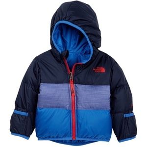 NEW The North Face Moondoggy Reversible Jacket 0-3